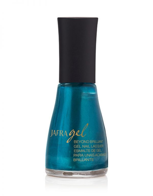 Gel Nail Lacquer Extreme Teal
