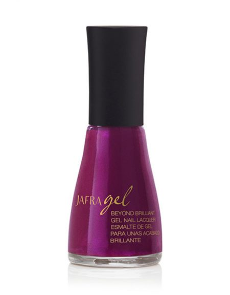 Gel Nail Lacquer Raging Raspberry